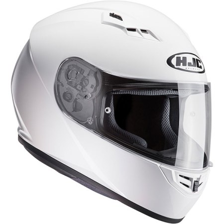 HJC CS-15 Motorcycle Helmet - Gloss White