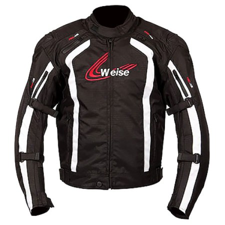 Weise Corsa Motorcycle Jacket - Black