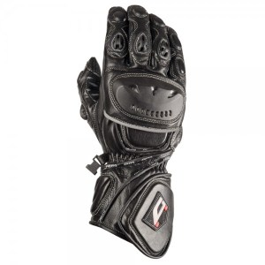 Akito Sport Max Motorcycle Gloves Black