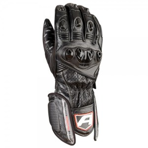 Akito Sports Rider Motorcycle Gloves Black