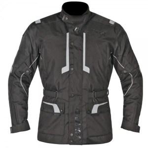 Akito Terra Motorcycle Jacket Black