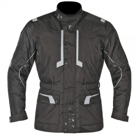 Akito Terra Motorcycle Jacket - Black