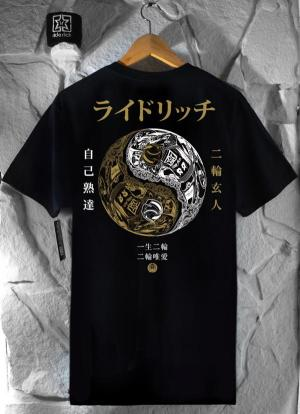 Ride Rich Master of Self T Shirt