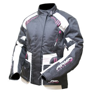 Armr Moto Ladies Kiso 2 motorcycle jacket Stone