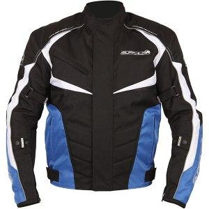 Buffalo Blitz Motorcycle Jacket Blue