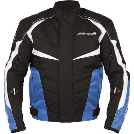 Buffalo Blitz Motorcycle Jacket - Blue