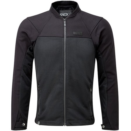 Knox Mens Zephyr Armoured Motorcycle Jacket