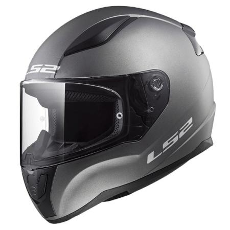 LS2 FF353 Rapid Motorcycle Helmet Matt Titanium