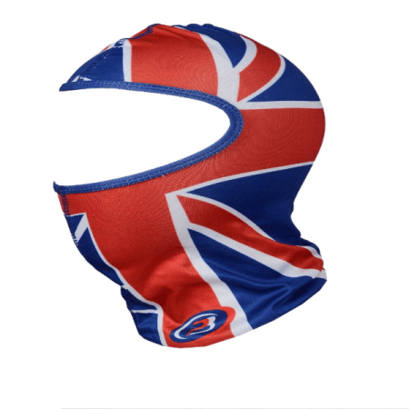PB Union Jack Flag Motorcycle Balaclava