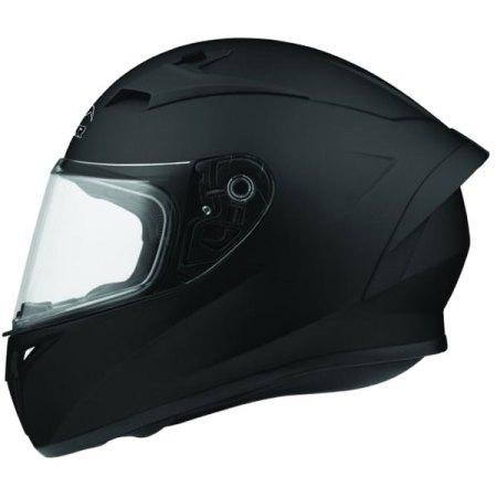 Vemar Ghibli Motorcycle Helmet - Matt Black