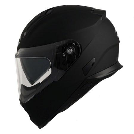 Vemar Zephir Motorcycle Helmet - Matt Black