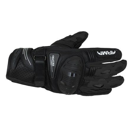 Armr Moto S880 Motorcycle Gloves Black