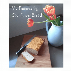 Pinteresting Cauliflower Bread | Play with Food