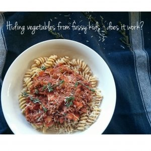 Hiding vegetables for Fussy Eaters - Does it work? By Play with Food