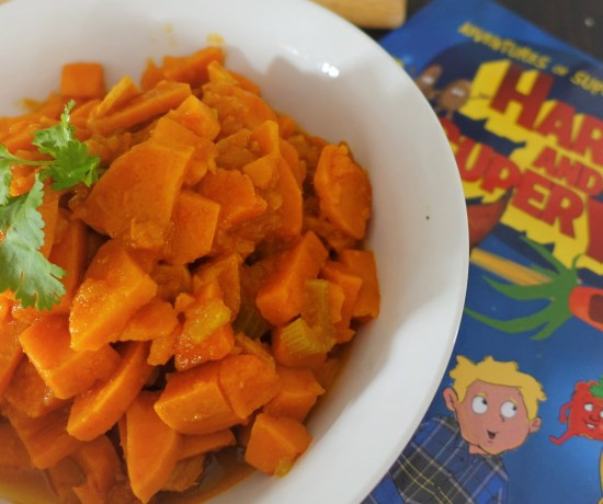 Super Sweet Potato Ideas for Kids by Play with Food