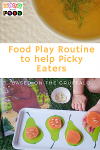 Gruffalo Food Play Ideas to Help Picky Eaters | Simone Emery | Play with Food