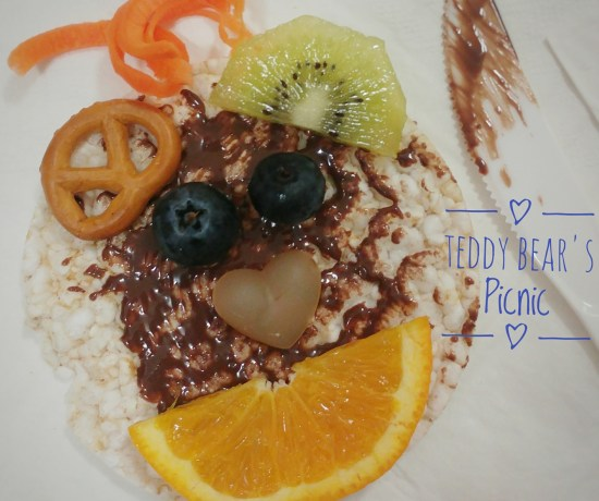 Teddy Bear's Picnic for Fussy Eaters