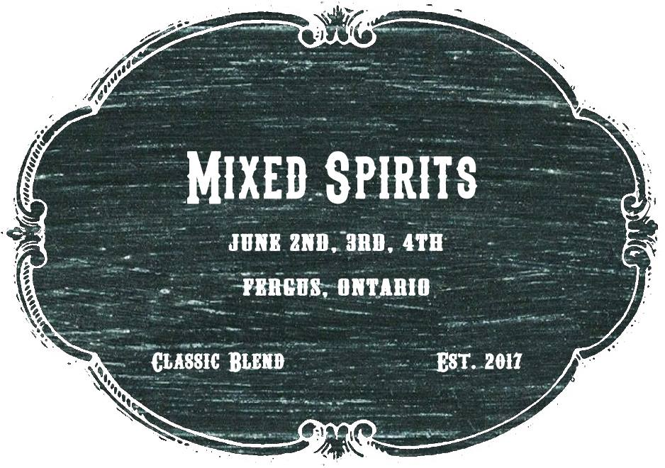 Mixed Spirits 2017 logo