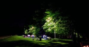 Gender Blender campsite
