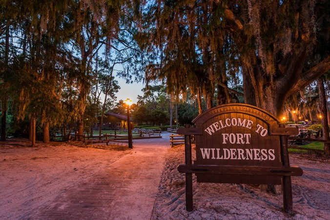 what fire means to us fort wilderness peaceful Disney