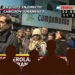 El Argentinazo, íntimo