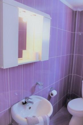 Plaza Palace Hotel bathroom