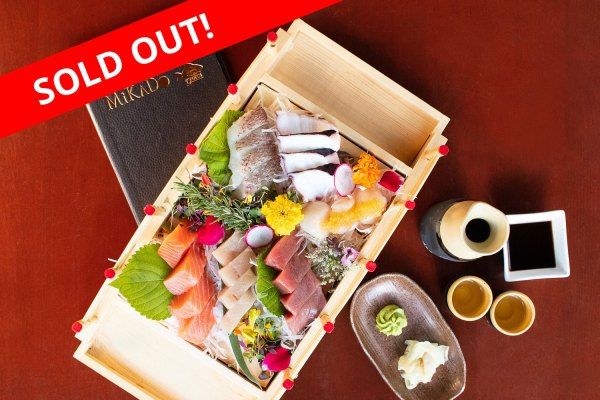 Mikado Deal Sold Out!