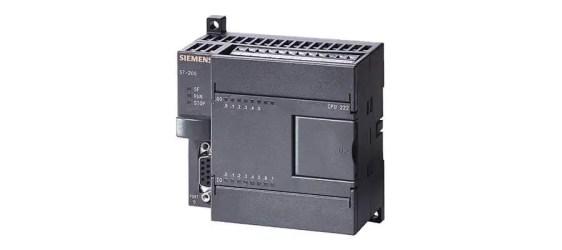 Siemens S7-200 CPU222 module
