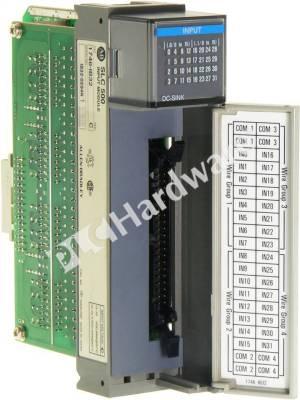 PLC Hardware  Allen Bradley 1746IB32 Series C, Used in a