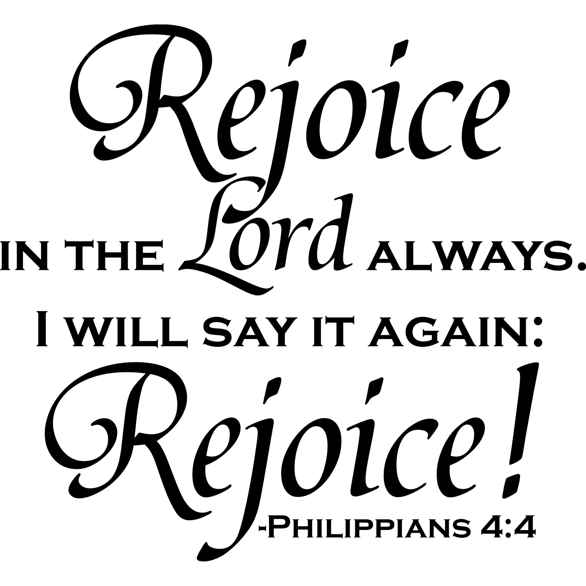 December 13 Rejoice My Heart Be Glad And Sing