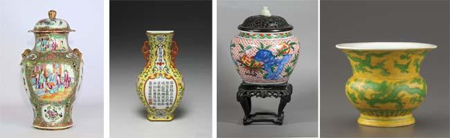 chinese enamel porcelain