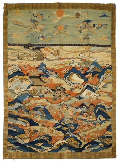 Ming Dynasty Kesi Panel