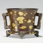 Cup form Ming Bronze