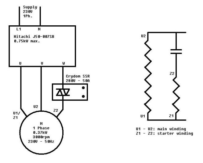 single phase motor wiring diagram – Single Phase Motors Wiring Diagrams