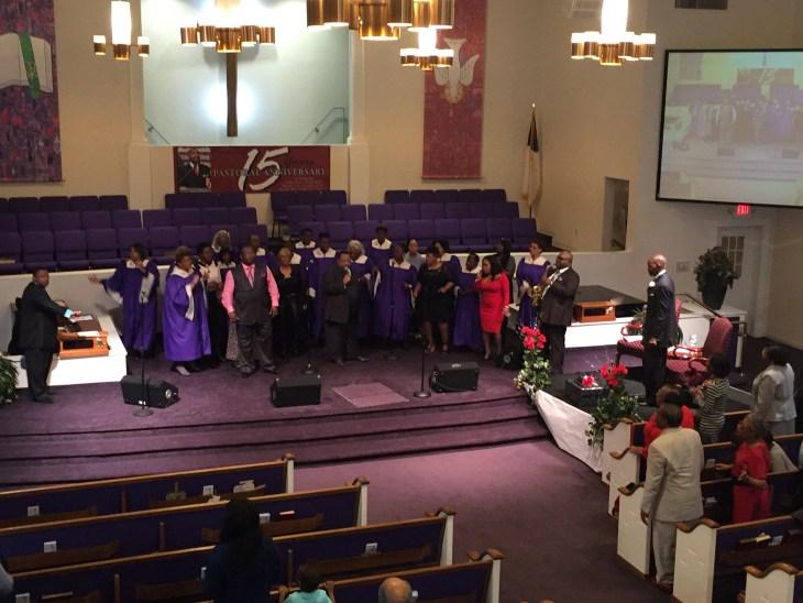 Pastor's Anniversary Gospel Concert Finale