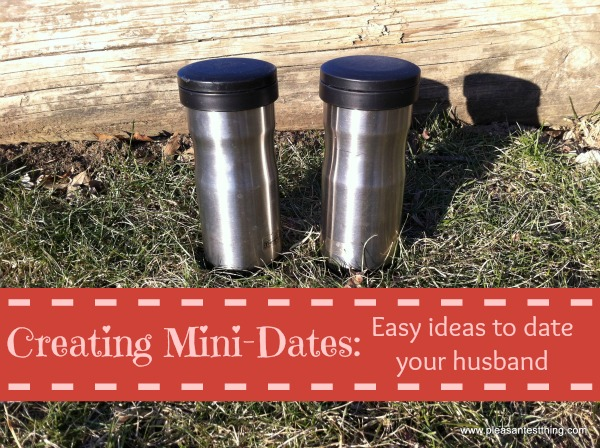 Simple Date ideas with pennies | What I Want A Guy To Do For Me