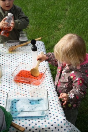 Science concepts for toddlers