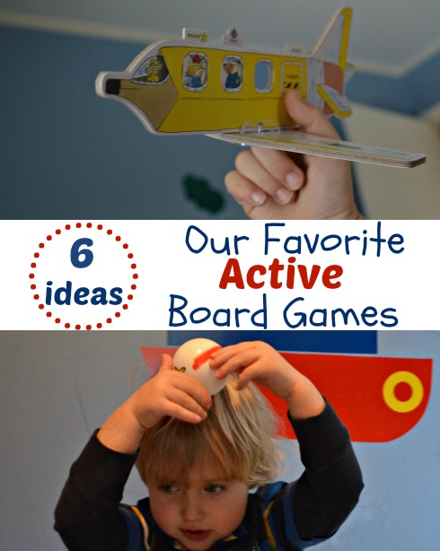 Family Game Night Games: 6 active board games to try!