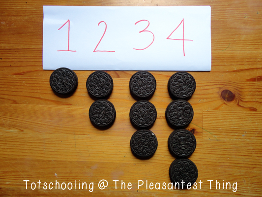 8 ways to learn with Oreos! Snack and learn!
