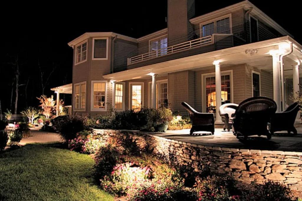 landscape lighting to illuminate your