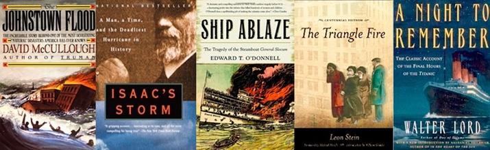 Top Ten Disaster books