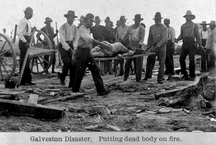 Galveston Disaster