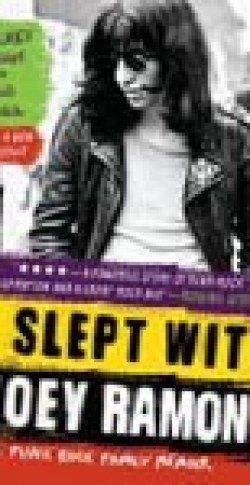 I Slept With Joey Ramone - paperback