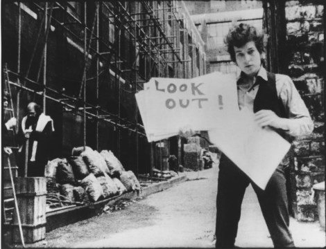 Still from Dont Look Back (1967)