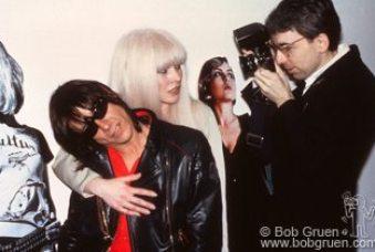 Blondie & Harry, Debbie & Stein, Chris & Iggy Pop