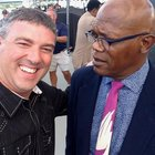 WmnJ0eVBxDVjc5Sz c2nRZwsnPCjrwVTmeBXy7zxscc As I snapped the selfie, I told Samuel L. Jackson to pose how he really felt about doing these kinds of things.