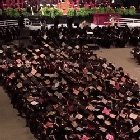 L5DWaQdNr91ftGD9lSOWZV4EV4wGmReXG2P bddvCKo Betsy DeVos visited graduates at Bethune Cookman University Graduation.They stood up and turned their back against her. ??