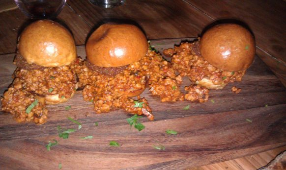 Turkey Sloppy Joe Sliders