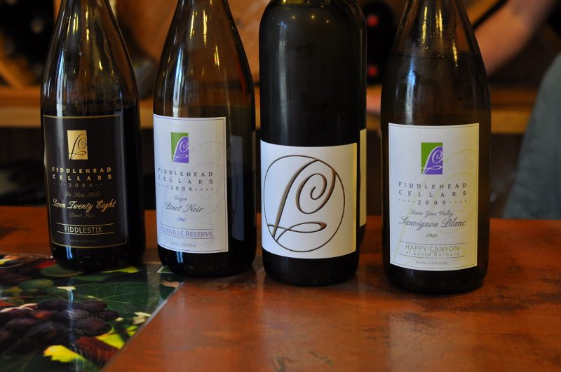 Flying Goat Cellars ... & Day Trip: Lompoc Wine Ghetto « Lifestyle « Please The Palate ...
