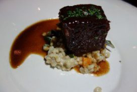Braised Angus Beef Short Rib